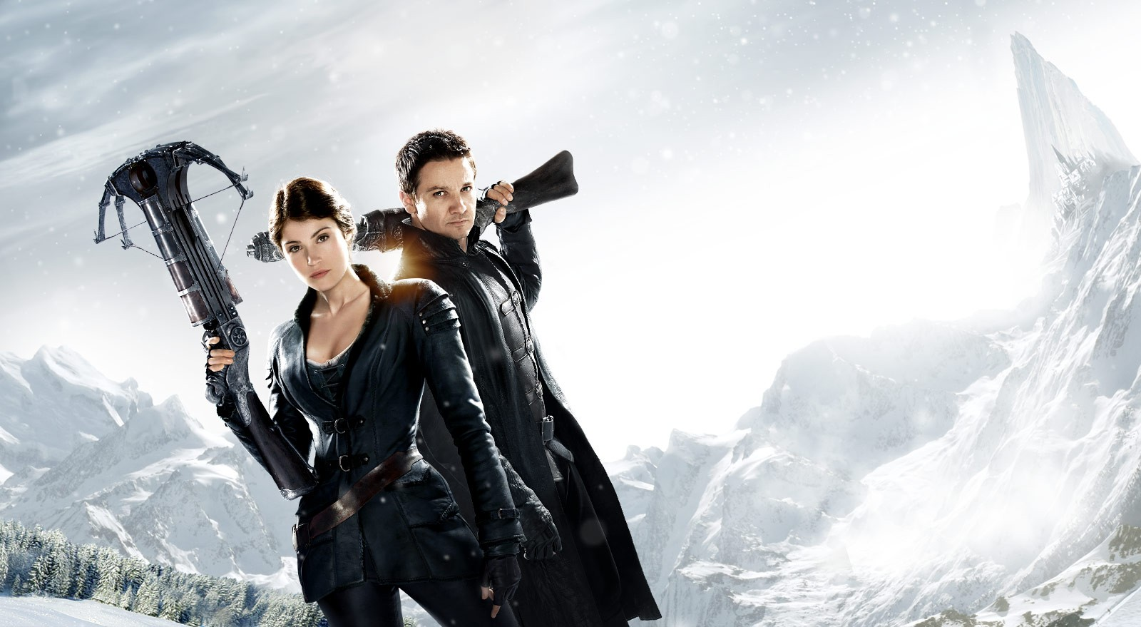 Movie Review | Hansel & Gretel: Witch Hunters | Musings of a ...