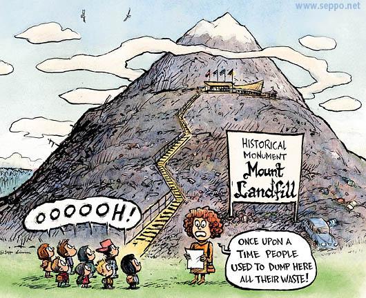 Mount Landfill